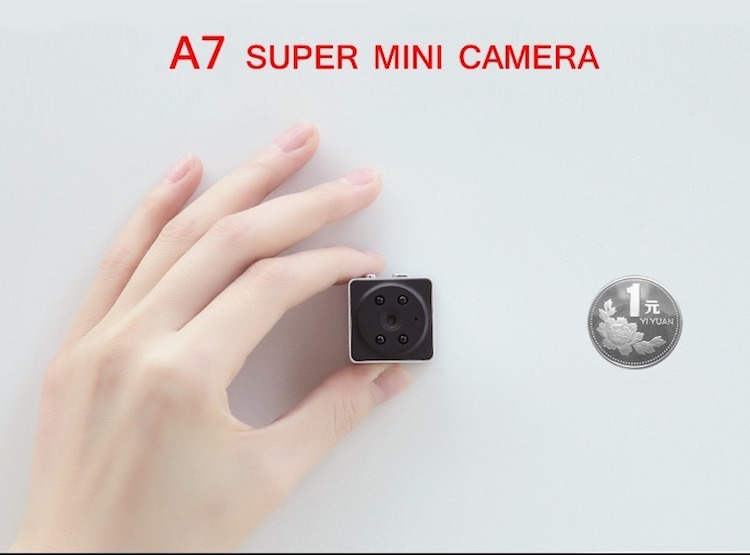 2019 hot selling A7 mini hd 720p camera driver for mini dv night vision security camera system wireless digital voice recorder