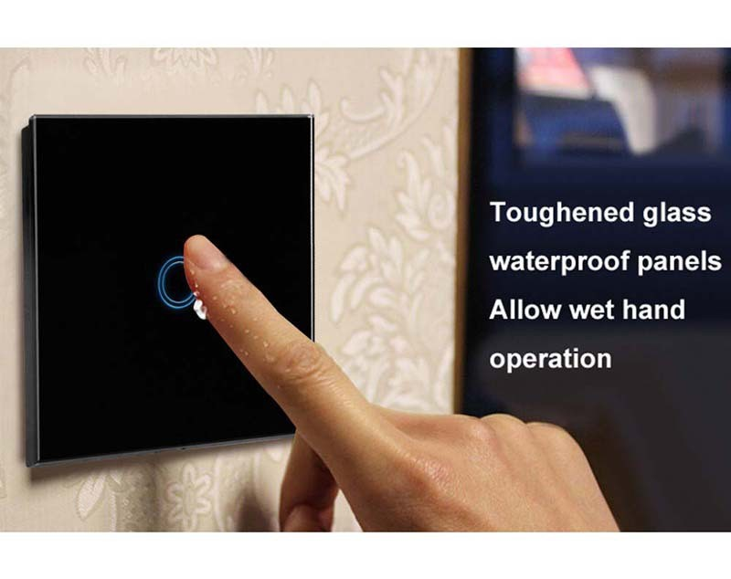 Wholesale Smart Remote Control light switch touch panel