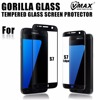 New arriving!!! Gorilla Glass edge to edge 9H Full Cover Tempered Glass screen protector for Samsung Galaxy S7 edge