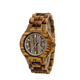 Alibaba express vogue watch with Japanese movement natural wooden watch