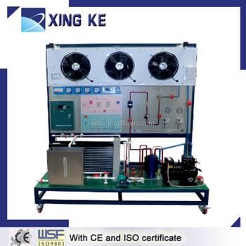 Xk-rfs2 Failure Simulator For Refrigerating Equipment - Buy Educational  Equipment,Failure Simulator,Refrigeration Training Series Product on