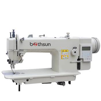 Bs40d Top And Bottom Feed Walking Foot Industrial Sewing Machine Simple Industrial Sewing Machine Walking Foot For Sale