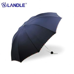 fashion rainbow straight umbrella