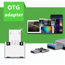 Micro USB to Android Mobile Phone Tablet PC OTG Adapter Converter for Samsung HTC Oneplus Xiaomi Lenovo Flash Drive Adapter