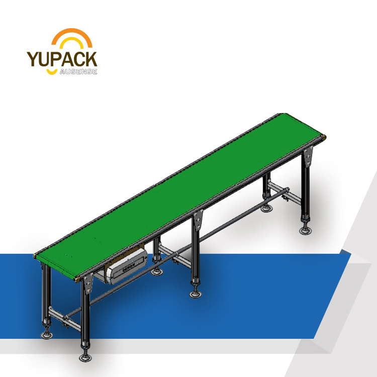 CB341 Series Rubber Flat Belt Conveyor