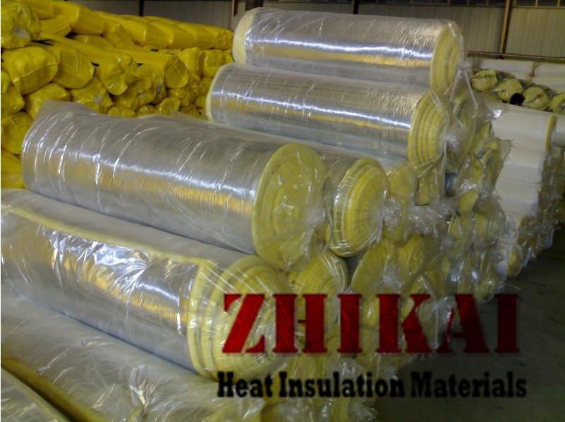 Aluminum foil faced fiberglass insulation price china for Cost of mineral wool vs fiberglass insulation