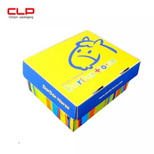 Custom recyclable shoes packaging boxes for children