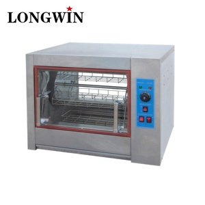 Commercial Vertical Electric Rotisserie Oven,Outdoor Vertical Broiler Rotisserie