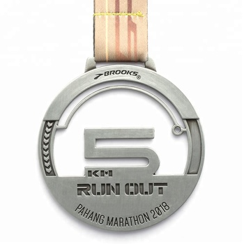 Contact us get $1000,Factory hot selling medals  souvenir 5k medal