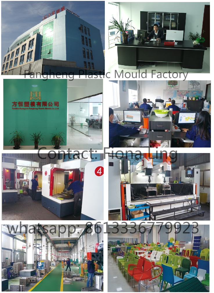 China Supplier Mold Design Plastic Injection Flower Pots Mould ...