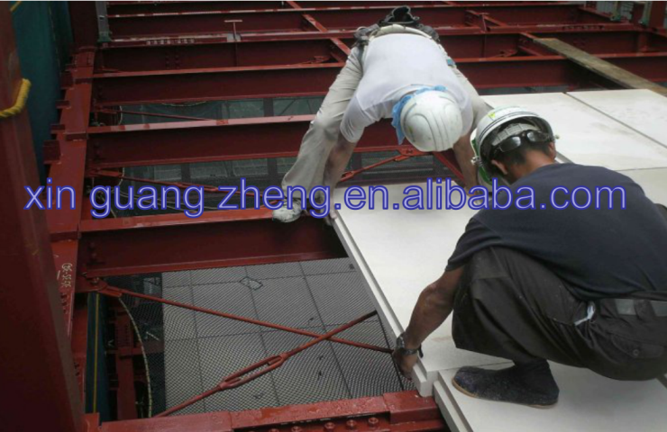 Popular building material ALC/ACC panel for wall & roof application for housing project