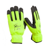 Cheap Synthetic Leather Work Gloves For Mechanic