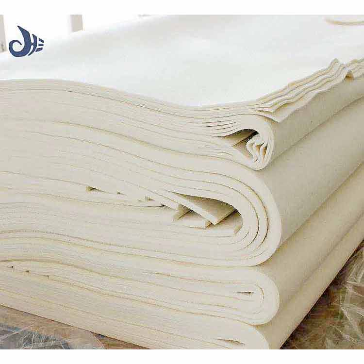 high quality 10mm thick industrial wool felt sound proofing felt in 2018