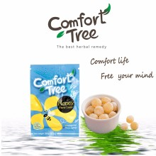 Comfort Tree - sweet aftertaste honey flavored sore throat lozenges candy