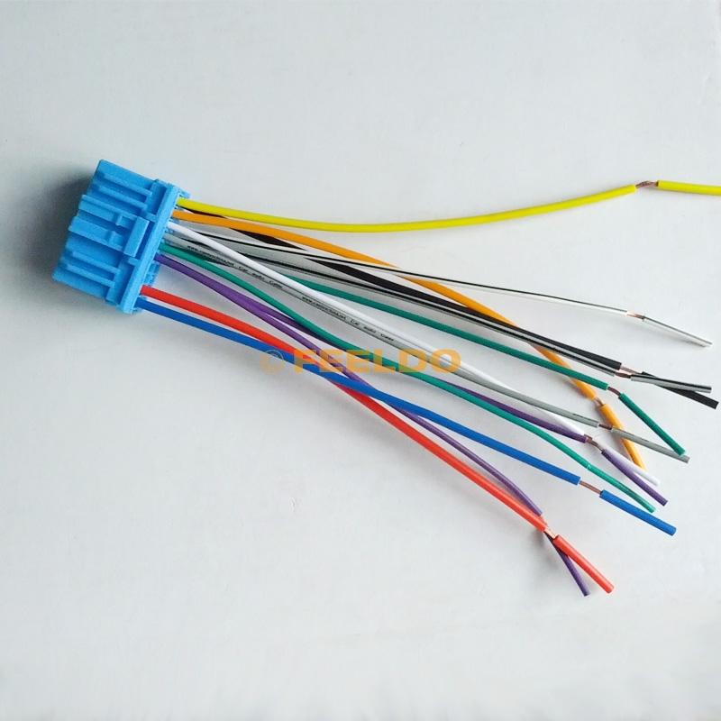 95 honda civic radio wiring harness car audio stereo wiring harness for honda/acura/accord ... honda civic radio wiring harness