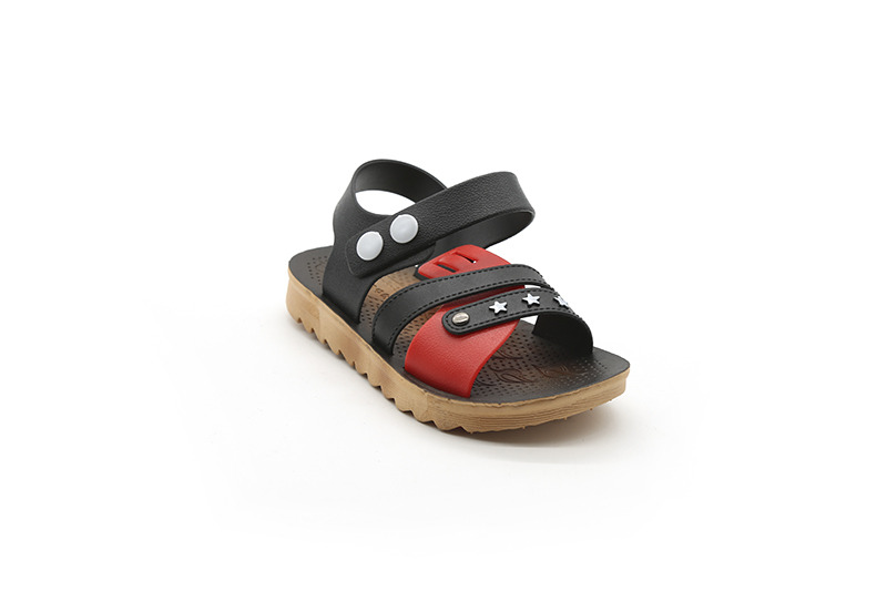 Cheap Soft PCU Baby Boy and Girls Kids Fancy Sandals
