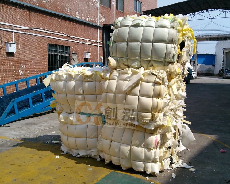 Top selling Dry and clean scrap and waste materials foam sponge