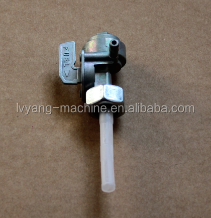 Fuel control valve switch for gasoline engine 168F generator spare parts