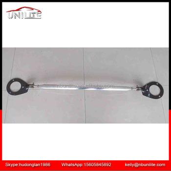 Silver Aluminum Front Upper Strut Bar/brace For Ni Ssan 89-98 240sx S13 S14  - Buy Ilver Aluminum Front Upper Strut Bar/brace For Ni Ssan 89-98 240sx