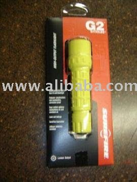 Surefire Flashlight Flash Light Olive Drab G2
