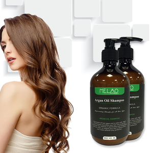 wholesale OEM private label natural Organic mild hair care hair dry argan oil shampoo