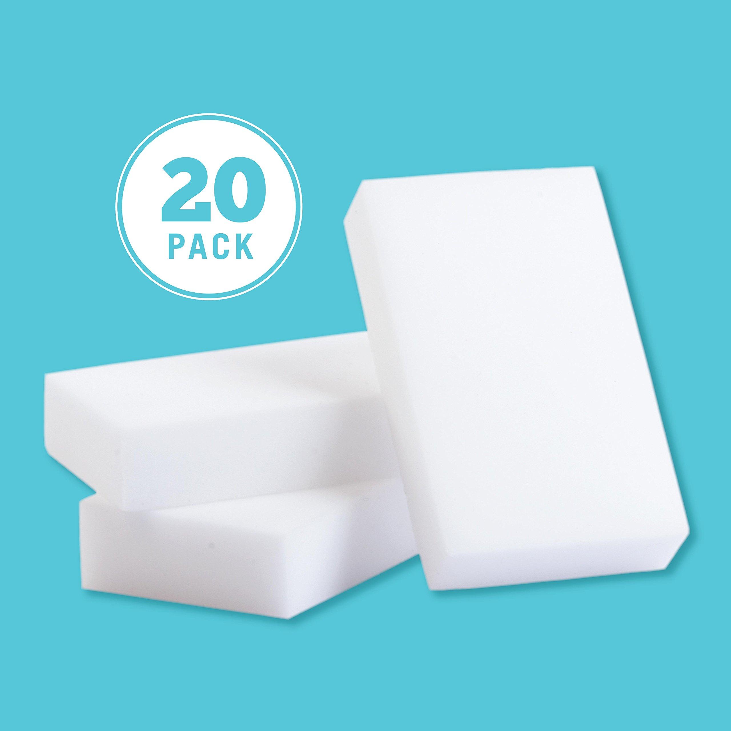 Get Quotations Magic Eraser Melamine Foam Sponge All Purpose Multi Surface Eco Green Cleaner For Whiteboard Kitchen