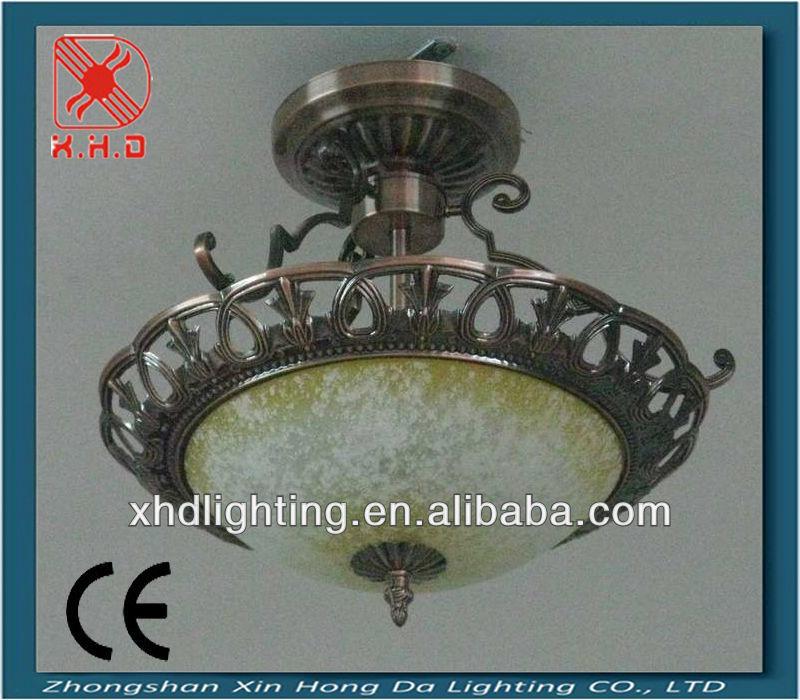 Hot Sell Classic Antique Brass Ceiling Lamp,Corridor Ceiling Light ...