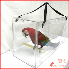 Macaw Acrylic Carriers Macaw Cage