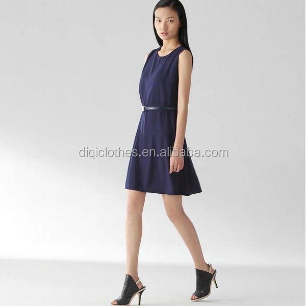 New Simple Fashion Ladies Latest Western Dress Designs Summer ...