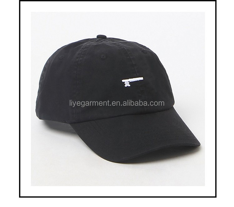 baseball cap making machinery technique plain waterproof nylon short brim custom wholesales machine hat