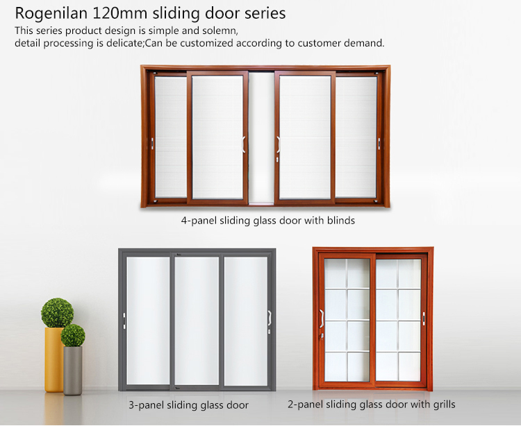 Rogenilan wooden painted aluminum tempered glass interior rogenilan wooden painted aluminum tempered glass interior decorative sliding door planetlyrics Gallery