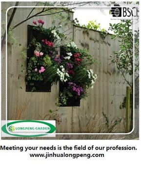 Verti Plant,Vertical Garden Pocket Planter,Hanging Plant Bag,Vertical Wall  Planter