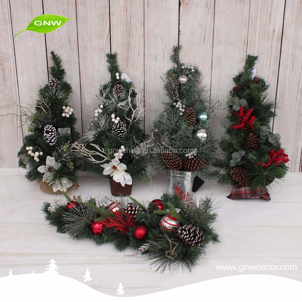 GNW CHTR-1606006 New fashion artificial festival decoration Christmas tree for sale