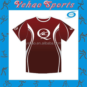 World cup 2015 cricket cloth sublimation cricket jersey