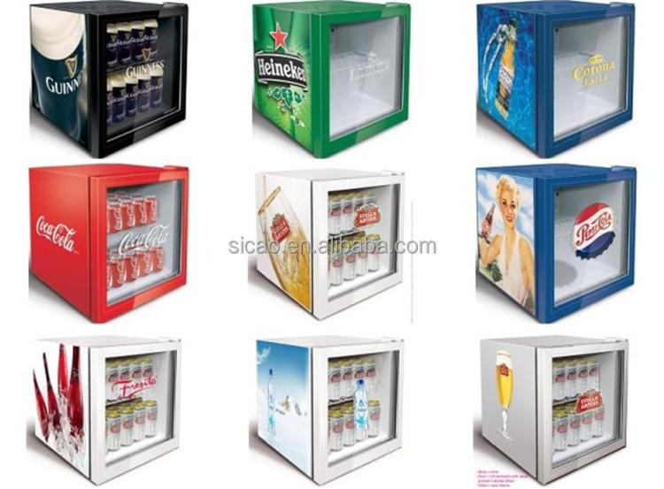 Glastür Mini-kühlschrank,Bier Kühlschrank In China - Buy Glastür ...