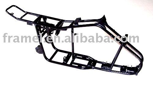 Atv Main Frame Assembled To 50cc,125cc And 250cc Engines - Buy Atv ...