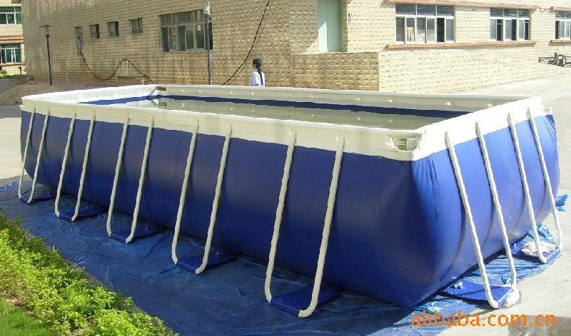 Best Selling Large Inflatable Adult Plastic Swimming Pool