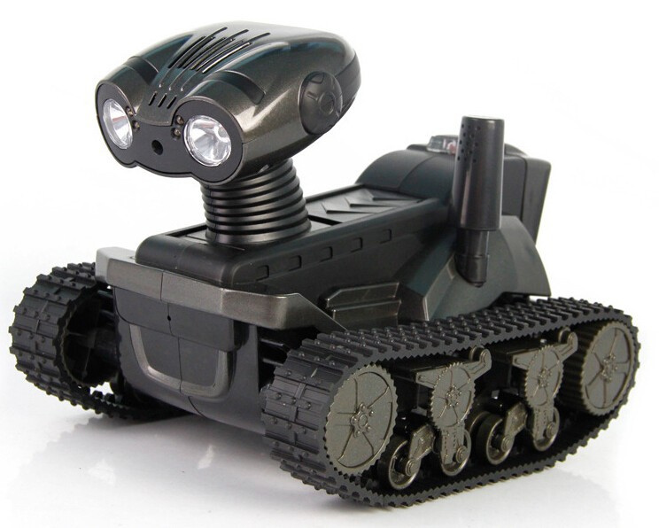 Spy Robot Lt 728 Wifi Control Rc Tank With Camera I Spy