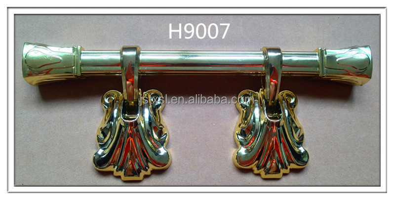 Coffin handles Model H9007 with plastic material for coffin