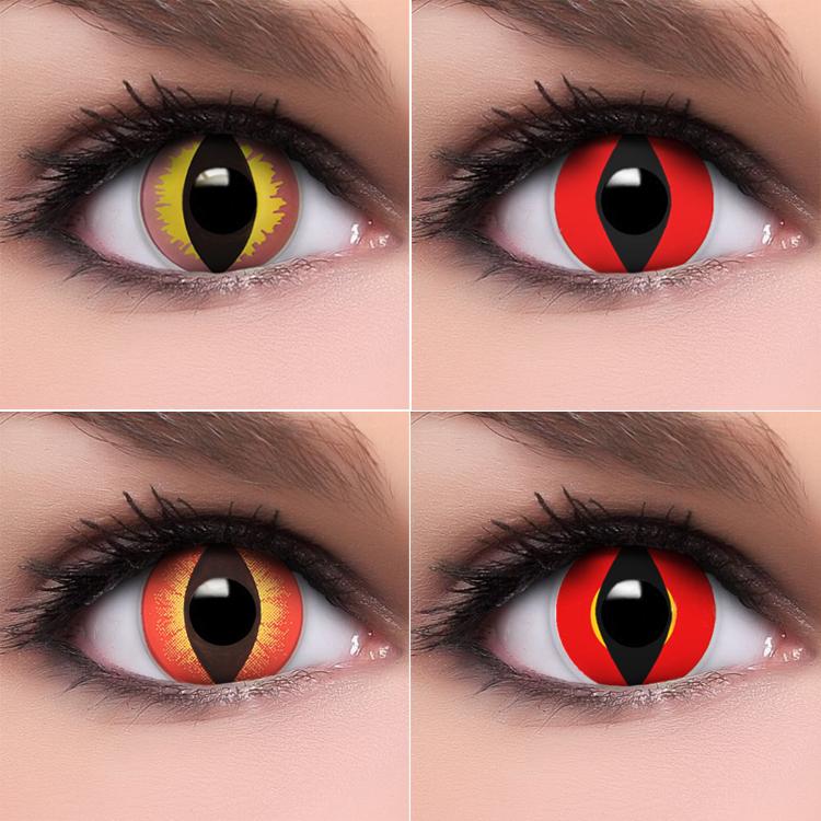 304c289a62c22 Encuentre el mejor fabricante de lentillas ojos locos y lentillas ojos  locos para el mercado de hablantes de spanish en alibaba.com