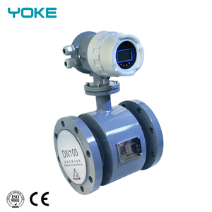 High Quality Drink Water Flow Meter Drinking Water Digital Electromagnetic Flow Instrument