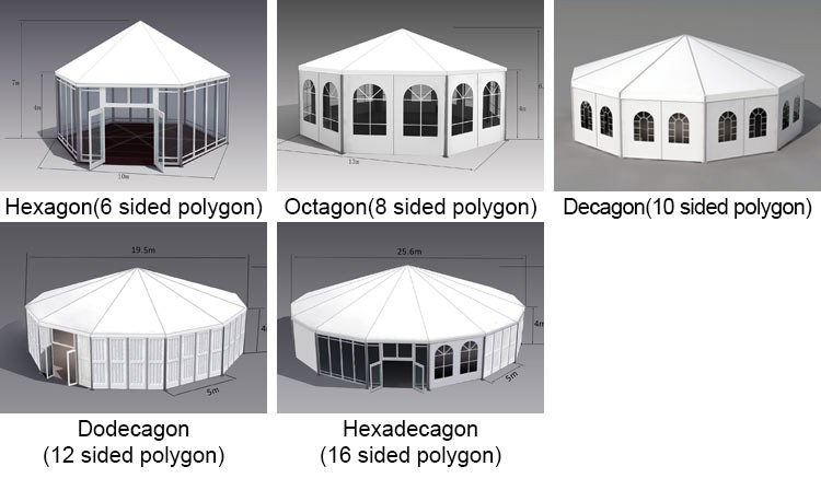 Hexagonal Aluminum Frame Pop Up Tent Canopy 8X10  sc 1 st  Alibaba : 8x10 pop up canopy - memphite.com