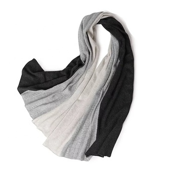 Fashion design winter sweater fine merino wool cashmere scarf women
