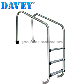 Customized 304/316 Three Steps Swimming Pool Handrail Stainless Steel Pool  Ladder - Buy Stainless Steel Pool Ladder,Stainless Steel Pool Ladder,Pool  ...