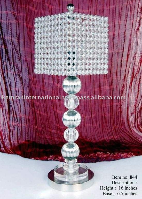 Acrylic Ball Designed Modern Table Lamp With Crystal Shade   Buy Table Lamp,Western  Table Lamp,Contemporary Table Lamp Product On Alibaba.com