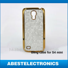New arrival bling cases for Samsung galaxy S4 mini, glitter shinning cases for samsung i9190