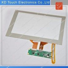 Customed capacitive touch screen panel,PCAP