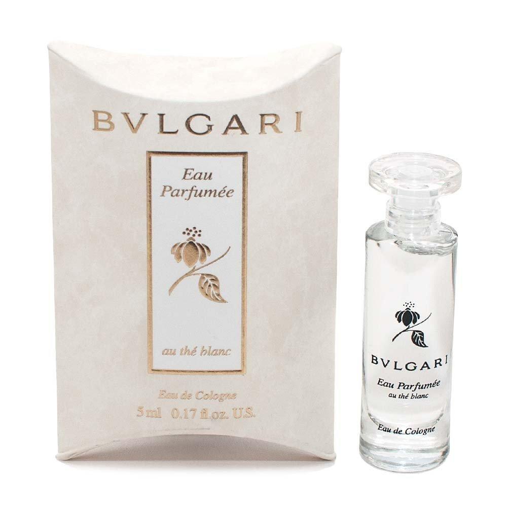 07cbeb1787 Get Quotations · Bvlgari Au The Blanc Eau de Cologne mini for Unisex