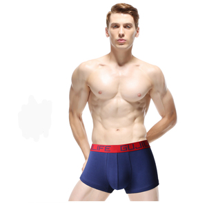 Mens colorful boxer briefs cheap boxer shorts private label underwear