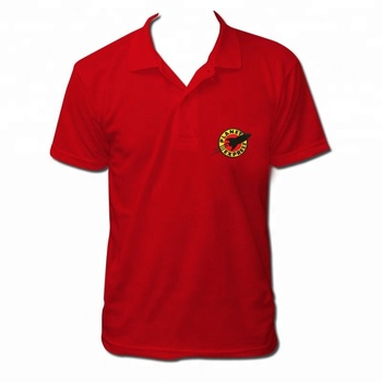 Custom good quality new design embroidery polo shirt wholesale golf t shirt
